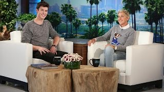 shawn mendes talks tattoos touring and making memories