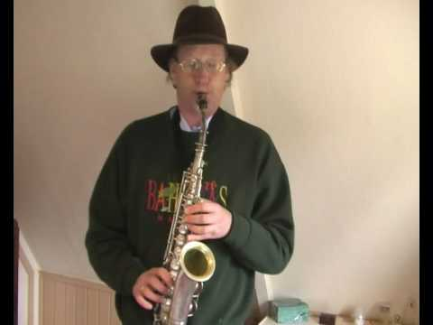 Mezzo Soprano Saxophone in F. Better named Alto sax in F. from YouTube · Duration:  2 minutes 25 seconds