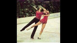 Irina Moiseeva & Andrei Minenkov.Gypsy dance.1975