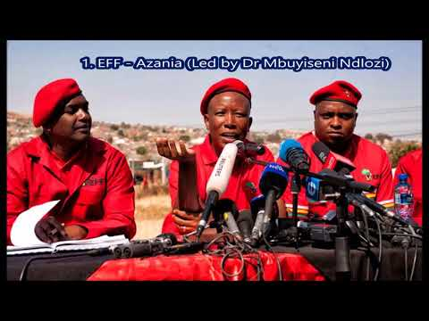 EFF Azania Full Album (Audio) | Revolutionary SONGS