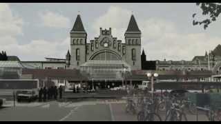 "Kinospot ""350 Jahre Altona"" - Altonaer Bahnhof"