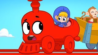 Morphle en Español | Tren animal | Caricaturas para Niños | Caricaturas en Español