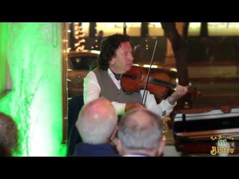 Frankie Gavin in Concert at La Arcada Bistro (I)