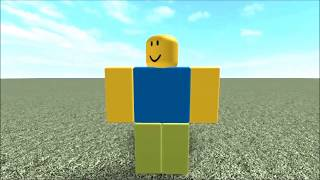 JUST TEST A STOPMOTION (ROBLOX)