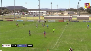 2018 Country Rugby League Trials - Monaro Academy v Illawarra - Part 1