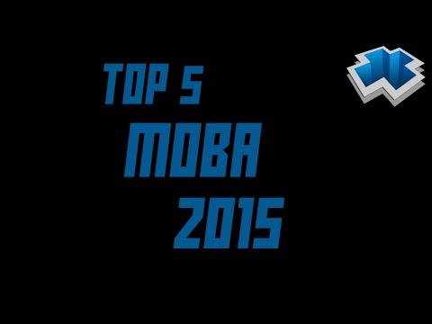 видео: ТОП 5 МОБА ИГР 2015 | top 5 moba 2015