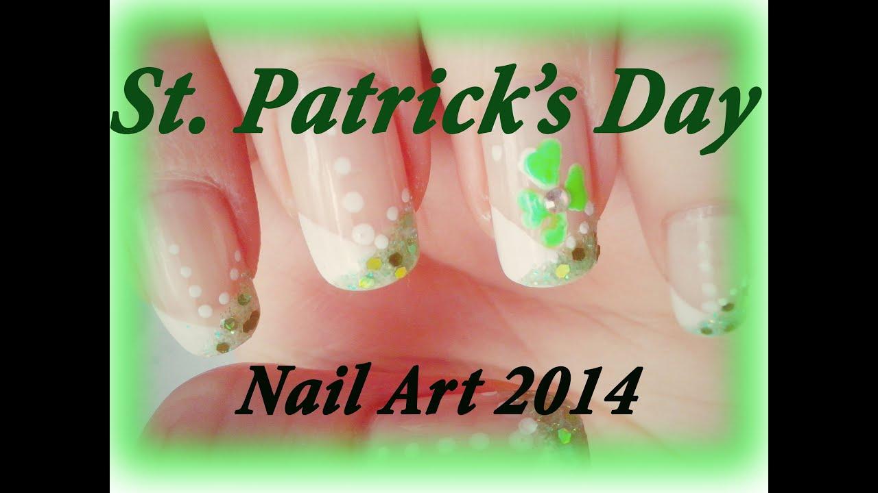 Nail Art 2014springquick Easy Nail Art Tutorial Floral Design
