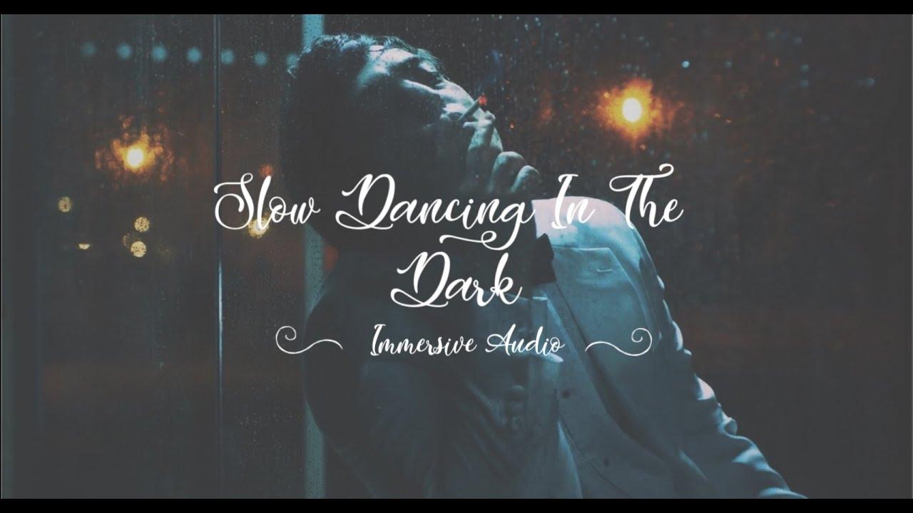 Joji - Slow Dancing In The Dark (Immersive Audio) + Lyrics