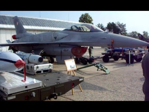 F 16C Block 52+ Advanced Polish AF 4062 Walkaround