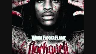 Waka Flocka Flame- Hard in Da Paint Bass Boosted [35hz]