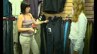 видео Брюки флис и softshell женские