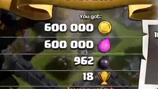 Do dead bases exist in Clash of Clans anymore? Epic loot!!!