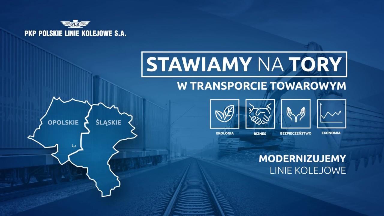Stawiamy na tory w transporcie towarowym – towary przewożone koleją