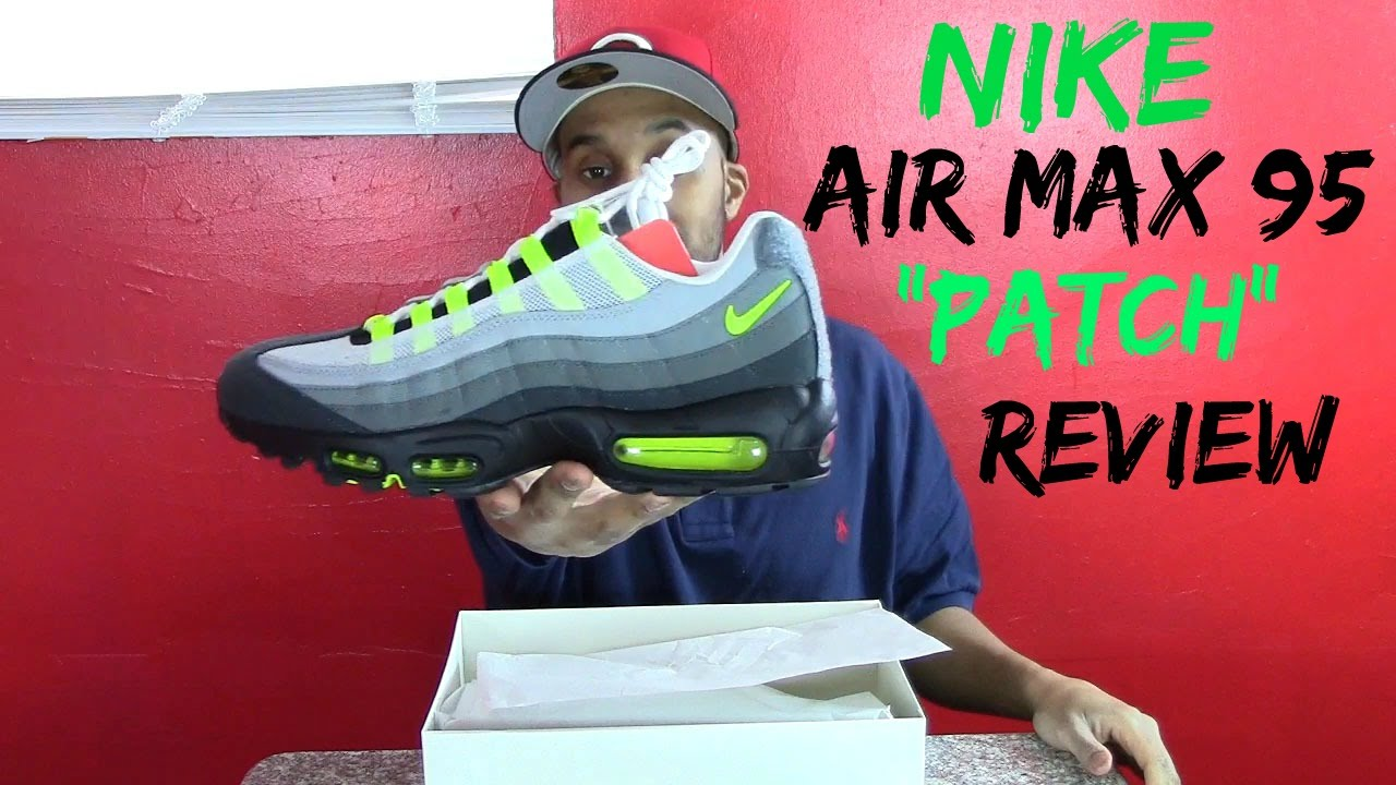 competitive price d9852 cf5eb nike air max 95 og neon for sale