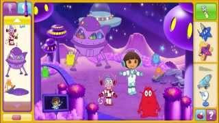 Dora L'esploratrice nello Spazio - Dora Astronauta - Happy Games Italia