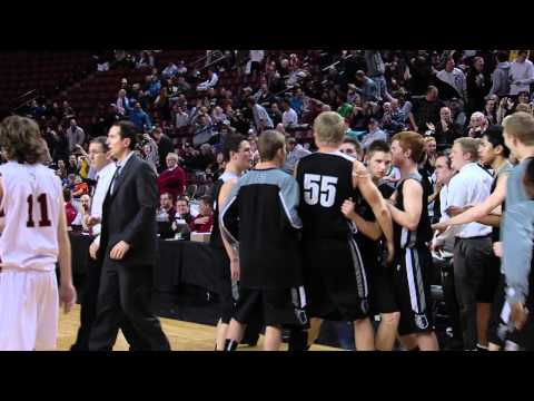 Stephan Holm overtime buzzer beater