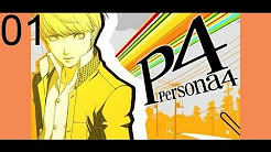 Shin Megami Tensei: Persona 4 Walkthrough (PS2) HD