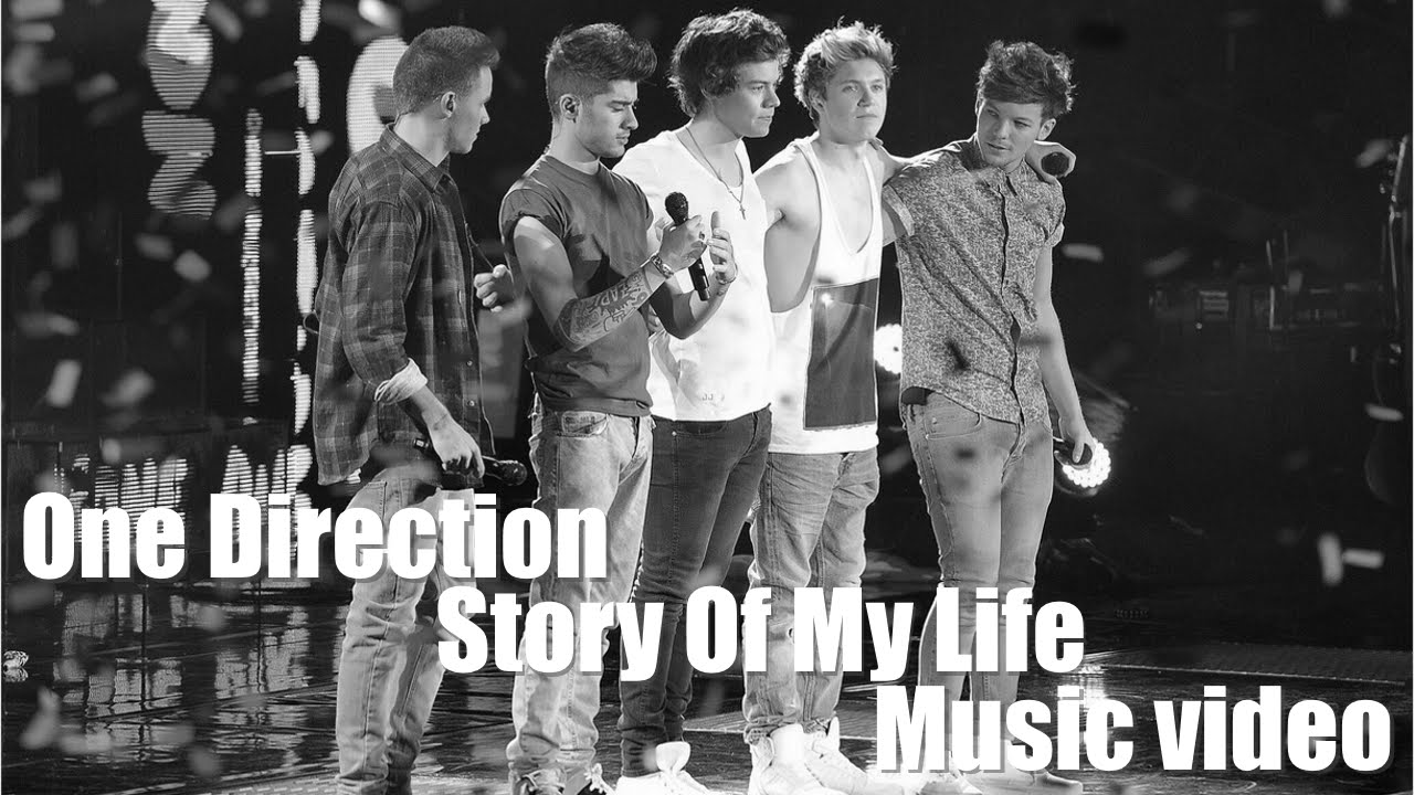 One Direction - Story Of My Life (music video) - YouTube