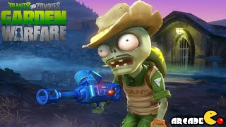Plants Vs. Zombies Garden Warfare: Blue Outback Tank Soldier Zombie