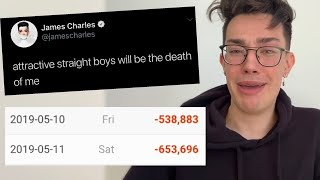 How Tati ENDED James Charles' career! (1 million subscribers lost)
