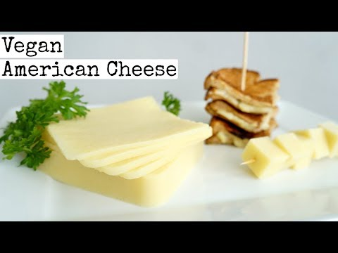 How To Make | Firm Vegan Cheese | Shreddable #2