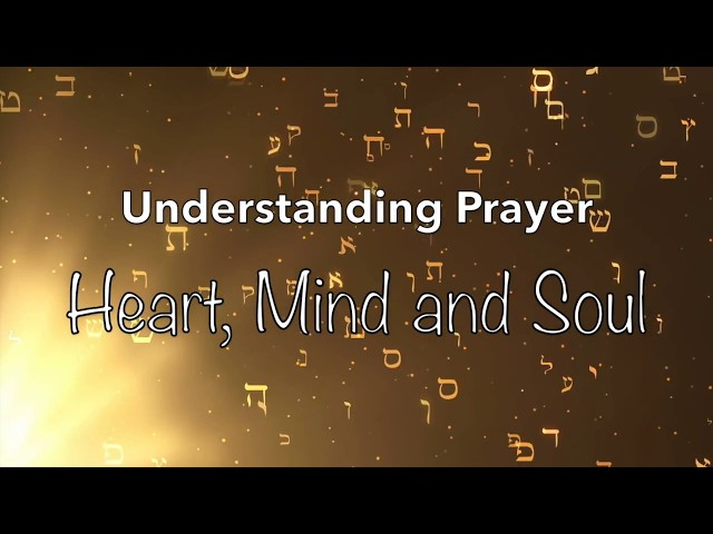 Understanding Prayer: Family (5/10)