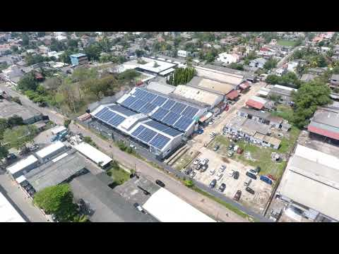 Ideal GreenTech - Installed 300kW Grid Connected Solar PV System