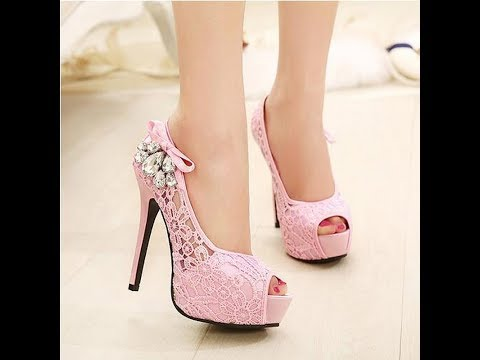 High For GirlsLatest Sandals Footwear Ladies Youtube Heel LSVpqzGUM