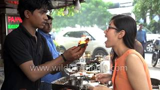 Fire Paan is a new Indian fad: Slow Motion at Connaught Place in New Delhi thumbnail