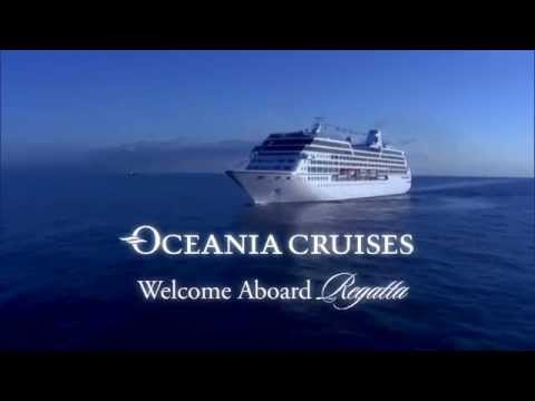 Oceania Cruises Regatta - Ship Tour