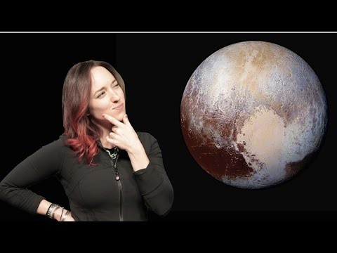Is Pluto a Planet Yet?