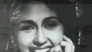 ye mast nazar shokh adaa kiske liye hai..Hemant Kumar_Geeta Dutt..Bandi 1957..a tribute