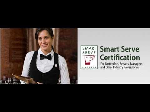 Smart Serve Certification - ITrain Toronto