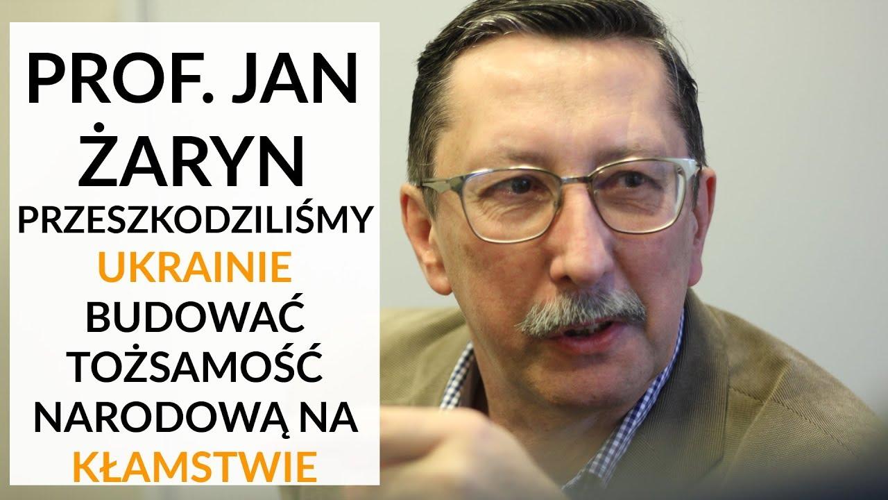 Prof. Żaryn: Ukraińcy są przyzwyczajeni, że jesteśmy miękkim partnerem