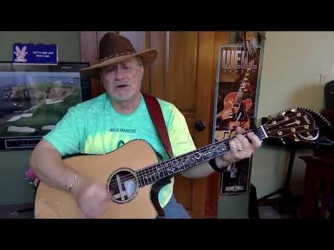 327b- Lodi -CCR cover -Vocals -Acoustic Guitar & Chords