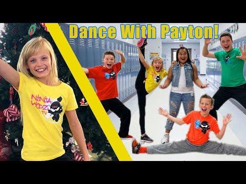 Ninja Kidz Music Video Dance Tutorial! (Being Awesome)