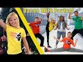 Gambar cover Ninja Kidz Dance Tutorial! Being Awesome