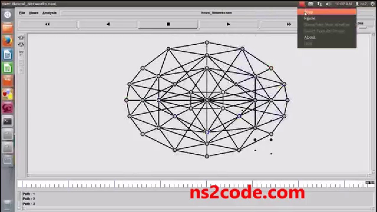 Neural Networks using NS2 Simulator | NS2 Projects with Source Code