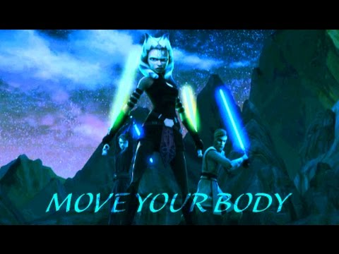 The Clone Wars: Move Your Body