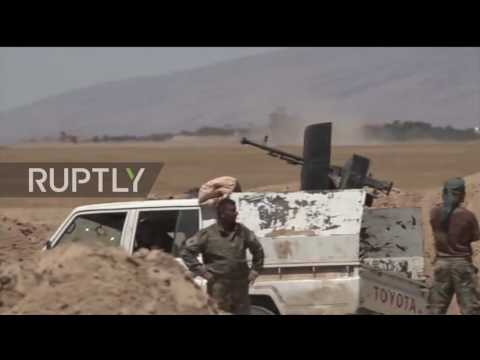 Iraq: Shia forces continue to battle IS outside Mosul