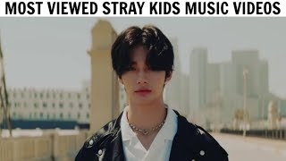 [TOP 15] Most Viewed STRAY KIDS Music Videos | October 2019