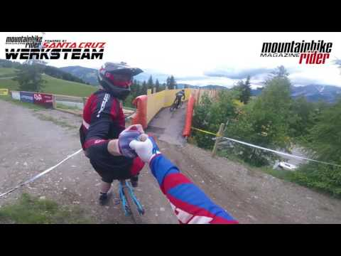 Track Check: iXS European Downhill Cup #3 in Schladming