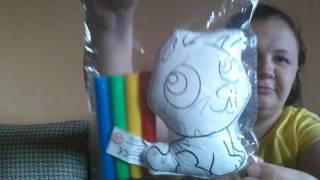 видео Детские наборы для творчества Сью Кул (Sew Cool). Купите в розницу и оптом в Москве и Санкт-Петербурге.