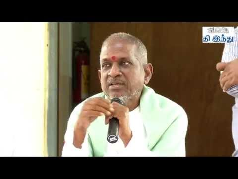 Ilayaraja about copyright issue | Tamil The Hindu |
