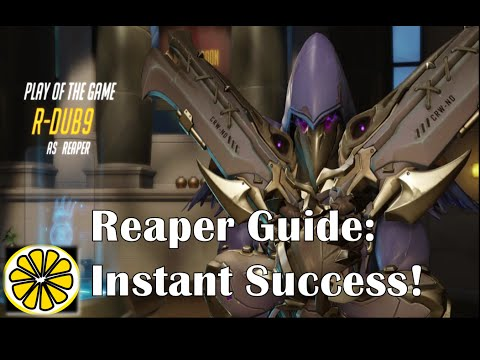 a beginners guide to overwatch reaper the flank master youtube rh youtube com Beginner Guide Spacing Beginners Guide to Investing