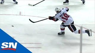 Ottawa Senators Score Two Thanks To Anthony Duclair And Oscar Lindberg