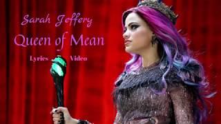 SARAH JEFFERY - Queen of Mean (Magyar és angol dalszöveggel)