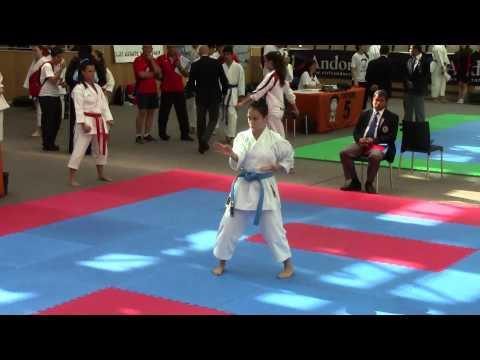 KATA **2014 International Escaldes Karate OPEN...ANDORRA ** YKC