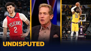 Skip & Shannon react to reports on Lakers attempting to re-acquire Lonzo Ball I NBA I UNDISPUTED