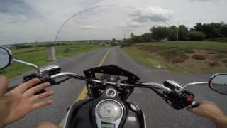 2014 Kawasaki Vulcan nomad 1700cc Test Drive Review